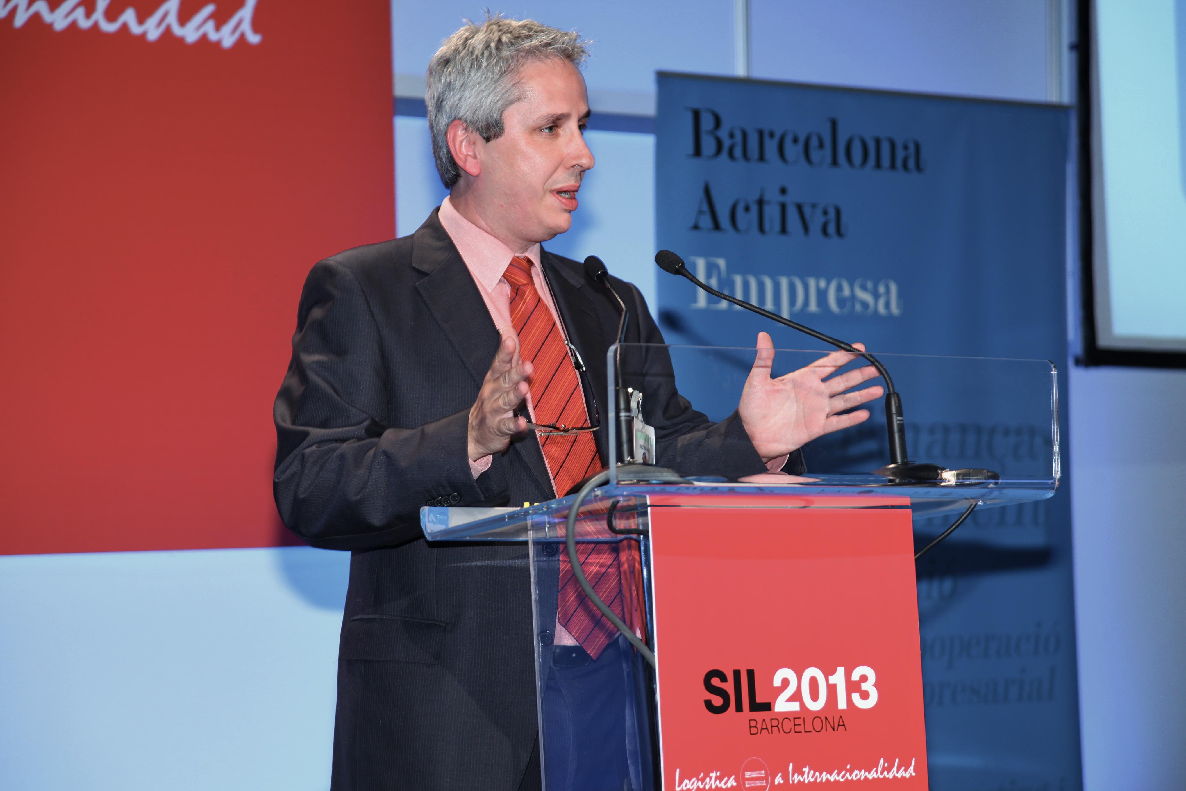 Víctor Vilas en Ponencia SIL2013
