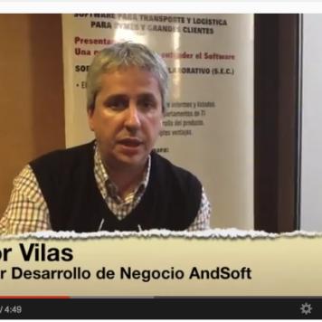 Videoentrevista a Víctor Vilas