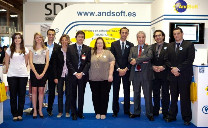 Equipo Profesional AndSoft España