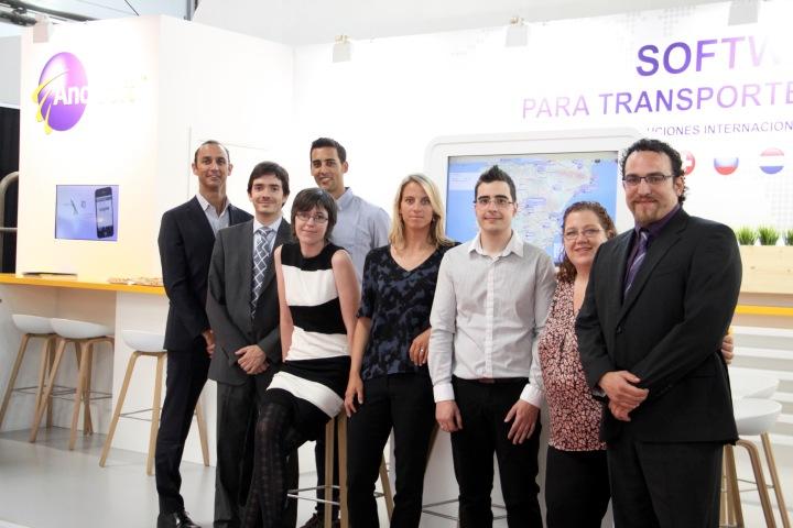 Capital Humano Directivos y Consultores AndSoft en SIL 2015