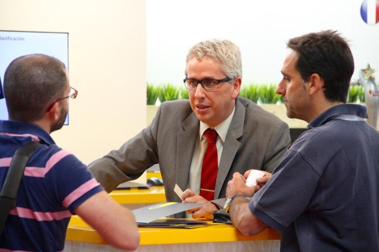 Víctor Vilas, Stand AndSoft SIL 2015