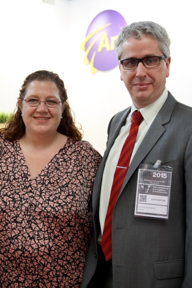 Pilu Morante y Víctor Vilas AndSoft