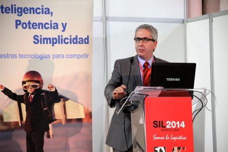 Victor Vilas ponencia Carreras Grupo Logístico en SIL2014