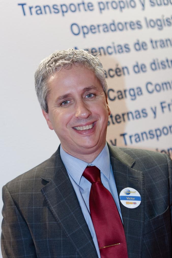 Víctor Vilas, Director Desarrollo Negocio AndSoft en SIL 2012