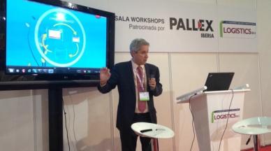 Víctor Vilas Ponencia Logistics Madrid 2013