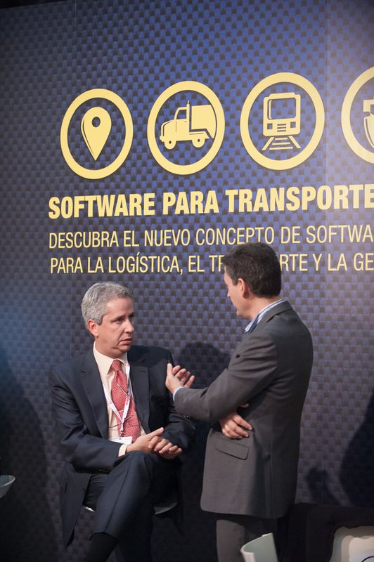 Victor Vilas en Logistics2013