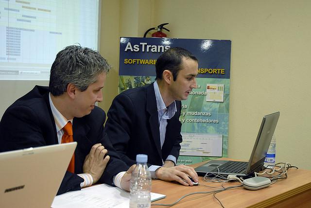 Victor Vilas Rueda de Prensa Madrid