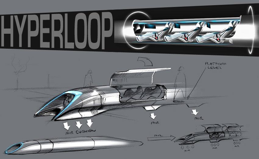Un tren con destino el futuro-Hyperloop mitad tren mitad avión, descubre en que consiste y como funciona