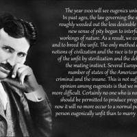 Nunca es tarde para homenajear a Nikola Tesla