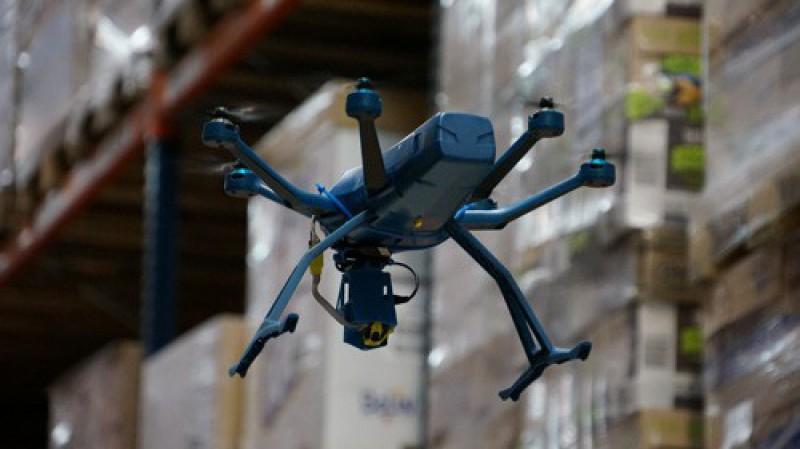 Soluciones Dron viables en Almacén