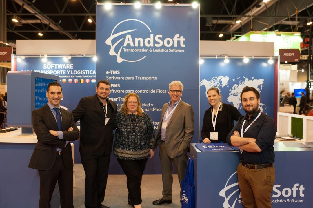 AndSoft Logistics 2017