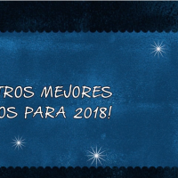Momento de celebrar contigo las Navidades y la llegada del nuevo año 2018