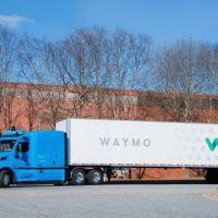 Uber y Google (Waymo) recorren los primeros test reales de camiones autónomos