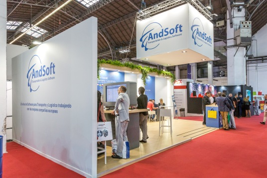 Victor Vilas Stand AndSoft SIL 2018