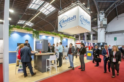 Stand AndSoft Software Transporte y Logística
