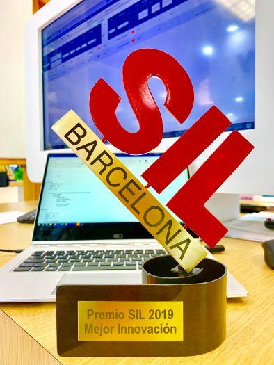 Andsoft Mejor innovación Logística 2019