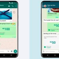 Se acelera la transferencia digital de dinero a través de los smartphones, con WhatsApp