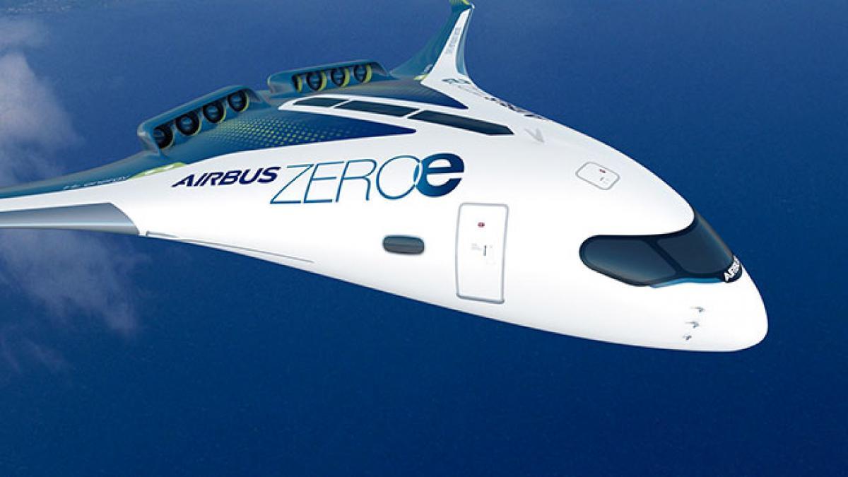Las hidrogeneras para automóviles y también para aviones (Airbus Zeroe) como alternativa a la energía eléctrica