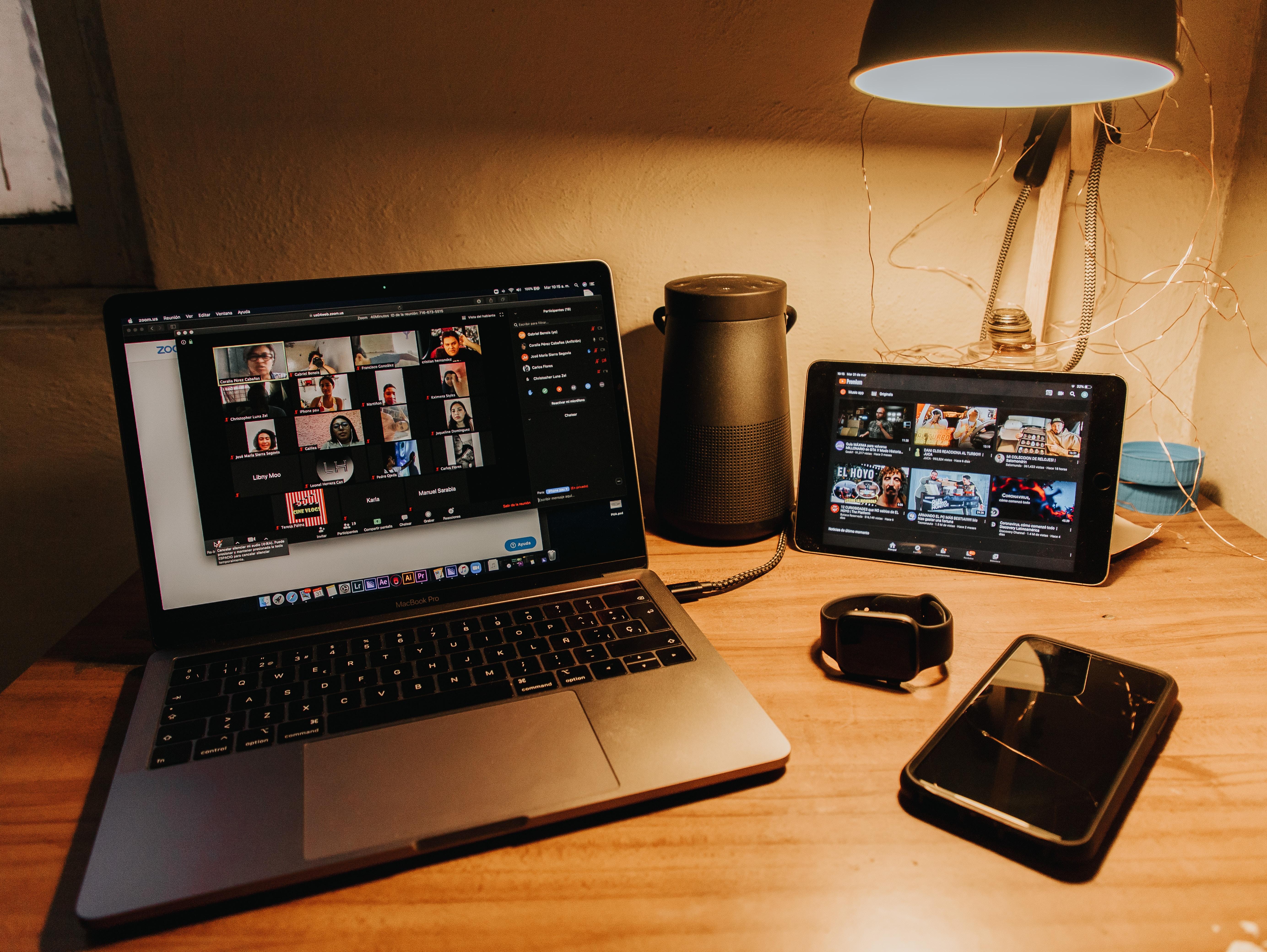 La innovación tecnológica de las #videollamadas se acelera para liderar nuestras comunicaciones personales y profesionales