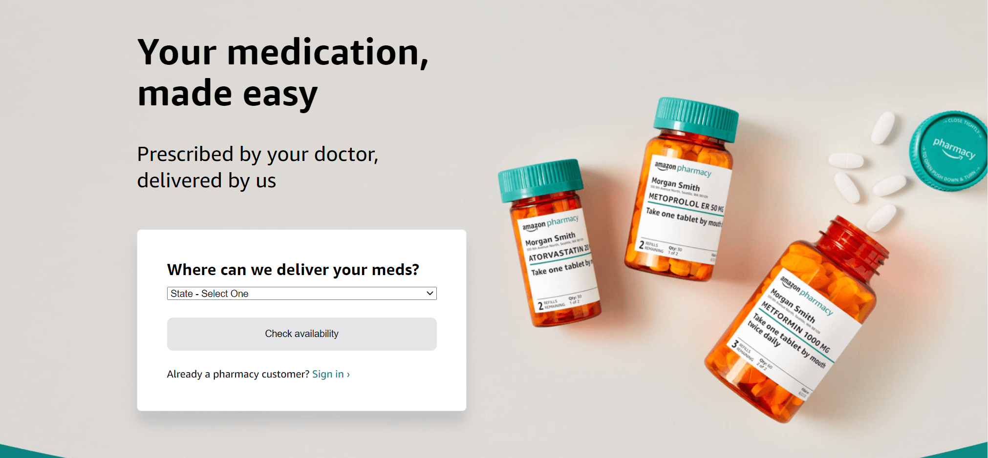 Amazon Pharmacy: The digital pharmacy opens in the USA, will it reach the rest of the world?