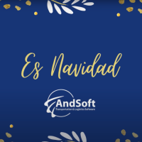 Los profesionales de AndSoft le deseamos Feliz Navidad y Próspero 2021