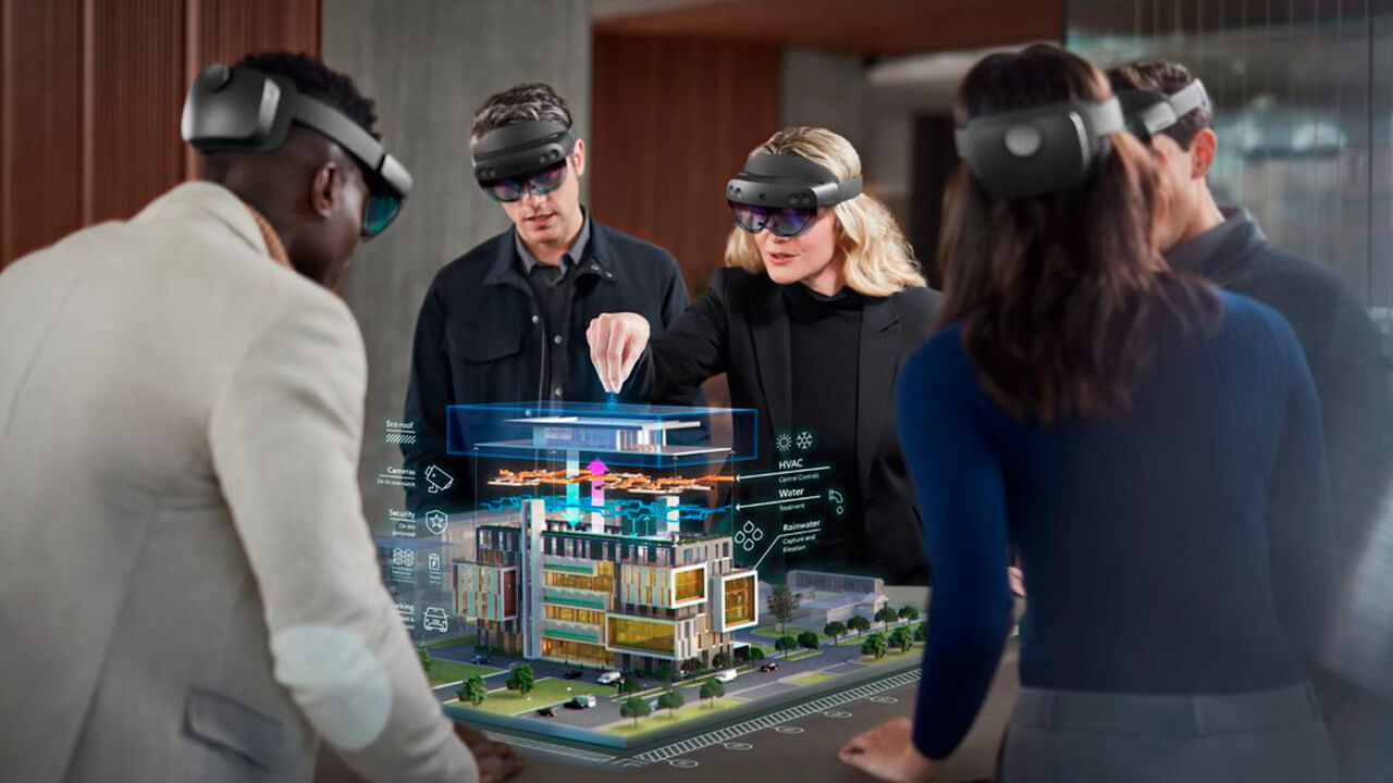 Will Augmented Reality (AR) triumph in the industry, before in our homes?