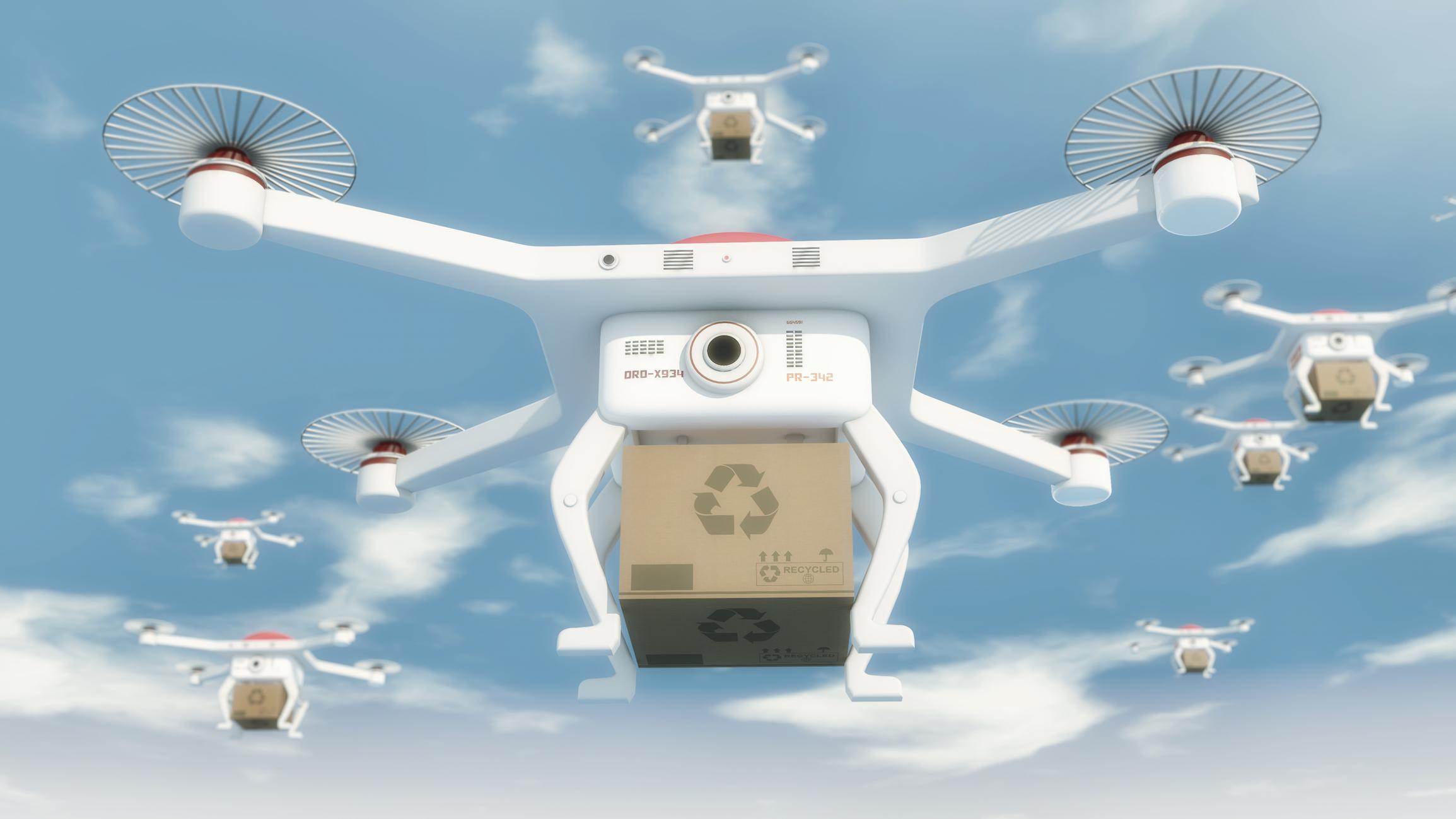 """Agencia Estatal de Seguridad Aérea:""""En 2021 veremos un sector de los drones con actividad diaria, real y práctica"""""""