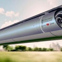 El Hyperloop Zeleros se presenta en la Expo Dubai 2021